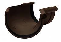 Кут желоба внутренний 135° 130мм RAINWAY коричневый