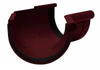 Кут желоба внутренний 135° 130мм RAINWAY красный