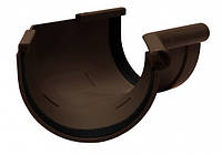 Кут желоба внутренний 135° 90мм RAINWAY коричневый
