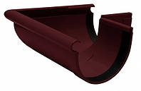Кут желоба наружный 90° 90мм RAINWAY красный