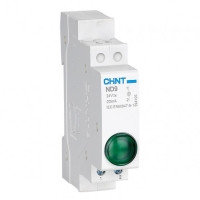 Индикатор ND9 230V Зеленый
