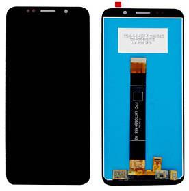 Дисплей для TP-Link Neffos C9a   TP706A с сенсорным стеклом (Черный) Оригинал Китай