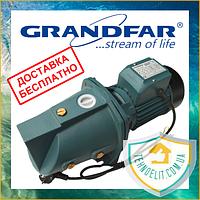 Самовсмоктуючий побутової водяний насос для дому для насосної станції для води GRANDFAR JSWm55 550 Вт