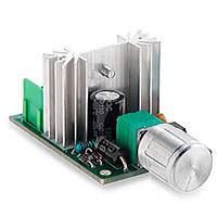 ШИМ регулятор оборотов двигателя постоянного тока 6-12В 6А