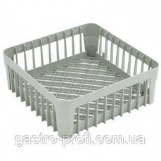 Корзина (кассета)  400*400*150 мм для стаканомоечной посудомоечной машины Stalgast 810400
