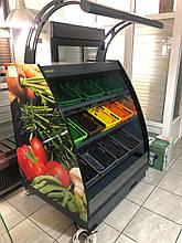 Пристінна холодильна вітрина LOUISIANA VF 1250