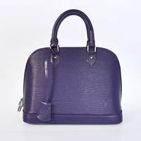 Женская сумка Louis Vuitton Alma Purple