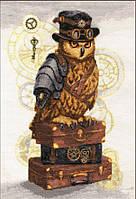 Набор для вышивки крестом Золотое Руно ЛС-006 Ключ времени