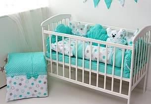 """Детский постельный набор Бэйби - майнт """"наполнитель холлофайбер высшего сорта"""""""