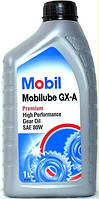 Трансмиссионное масло Mobil Mobilube GX-A 80W 1л