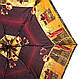 Зонт женский автоматический, антиветер AIRTON (АЭРТОН) Z4915-11, фото 3
