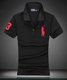У стилі Ральф поло жіноча футболка жіноча поло ралф, фото 10
