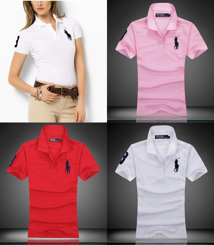 У стилі Ральф поло жіноча футболка жіноча поло ралф