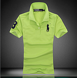 У стилі Ральф поло жіноча футболка жіноча поло ралф, фото 7