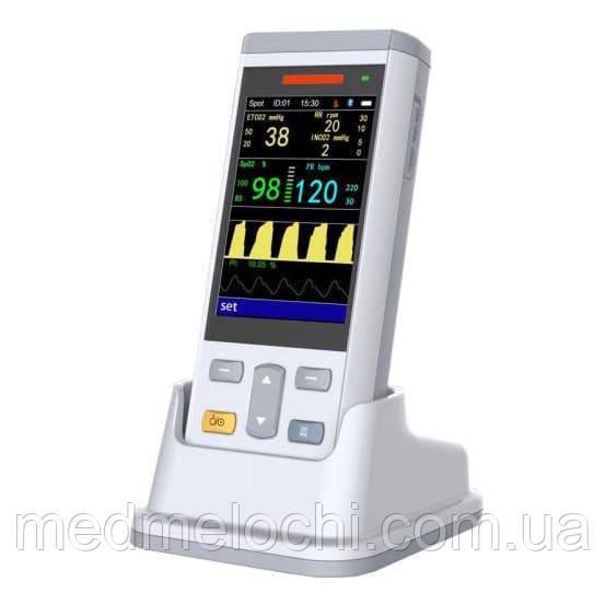Ветеринарний монітор життєво важливих показників VM400 SpO2+TEMP