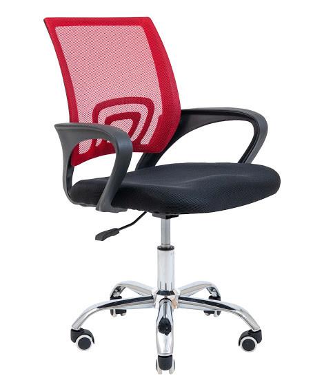 Крісло офісне Спайдер, хрестовина Хром, ТМ Richman