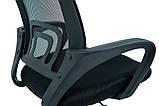 Крісло офісне Спайдер, хрестовина Хром, ТМ Richman, фото 10