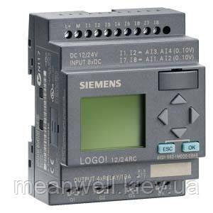 6ED1052-1MD00-0BA6 LOGO! 12/24RC Логический модуль Siemens LOGO!6