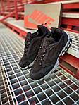 Мужские кроссовки Nike x Stüssy Air Zoom Spiridon Cage 2 (черный) кроссы модные в сеточку К7710, фото 6