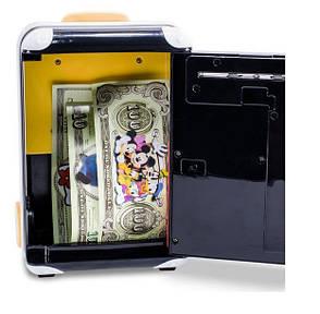 Електронна скарбничка Сейф банкомат Бетмен 510-3, фото 2