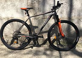 Велосипед найнер Crosser Hidraulic L-TWOO 29 21 рама 2021