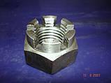 DIN 935 Гайка М24х3 корончатая, фото 5