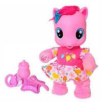 Пони интерактивная игрушка детская Май Литл Пони говорит на английской языке Розовый (58041)
