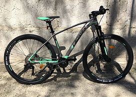 Велосипед Crosser Hidraulic L-TWOO 27,5 17 рама 2021