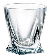 Набір стаканів для віскі Bohemia Quadro 340 мл 6 шт b2k936-99A44, фото 1