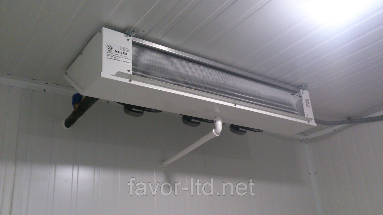 Испаритель воздухоохладитель, МА6 ED, SER