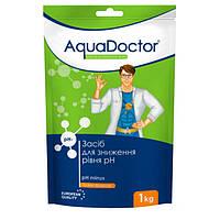 Средство для снижения уровня pH AquaDoctor pH Minus 1 кг 249821