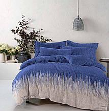Постельное белье бязь Синяя даль