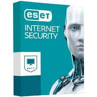 Антивирус ESET Internet Security для 3 ПК, лицензия на 3year (52_3_3)