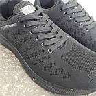 Кроссовки Bonote р.49 чёрные текстиль, фото 4