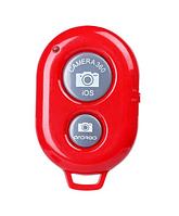 Універсальний Bluetooth пульт кнопка для селфи I Shutter Червоний