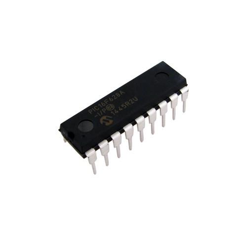 Чіп PIC16F628A PIC16F628 DIP18, Мікроконтролер