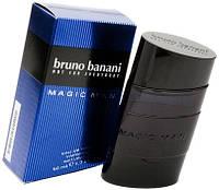 """Мужская туалетная вода-tester""""Bruno Banani Magic"""" обьем 50 мл"""