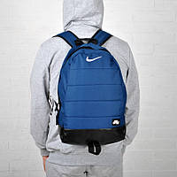 Рюкзак городской спортивный Nike Air / Найк темно-синий