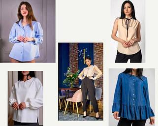 Блузи, сорочки