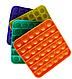 Pop It Игрушка Антистресс, Пупырка, Поп Ит Антистресс, Pop It Fidget, Попит, Желтый Квадрат, фото 4