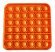 Pop It Сенсорная Игрушка, пупырка, Поп Ит Антистресс, Pop It fidget, Попит, Квадрат (Цвет на Выбор), фото 6