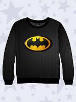 Світшот / Свитшот 3D  BATMAN EMBLEM/Бэтмен, фото 1