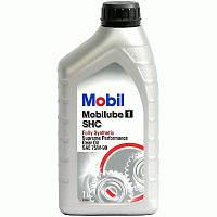 Трансмиссионное масло Mobil Mobilube 1 SHC 75W90 1л