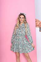 Женское весеннее платье новинка 2021