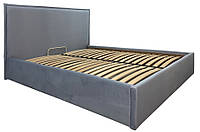 Двуспальная кровать с мягким изголовьем Андреа ТМ Richman