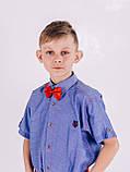 Рубашка с коротким рукавом для мальчика, фото 2