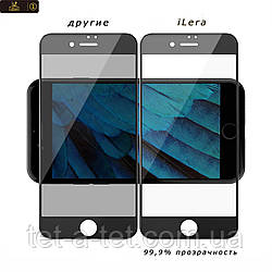 Защитное стекло 2,5D iLera для iPhone SE 2020