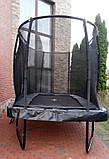 Батут EXIT Elegant Premium прямоугольный 214х366 cm black, фото 9