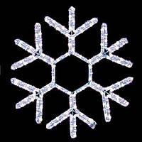 "Светодиодный мотив ""Snowflake"" 40 см, фото 1"