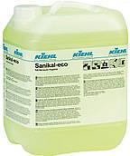Універсальний засіб для прибирання санітарних приміщень, Sanikal-eco , саникал еко, 10 л Kiehl